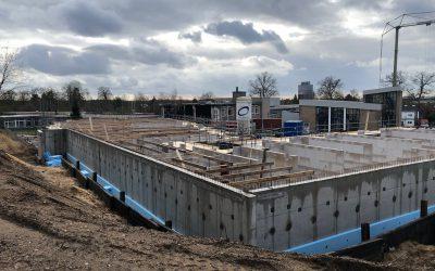 Giesbers wijchen, ontwikkelen en bouwen – Nijmegen zorgcomplex Joachim & Anna